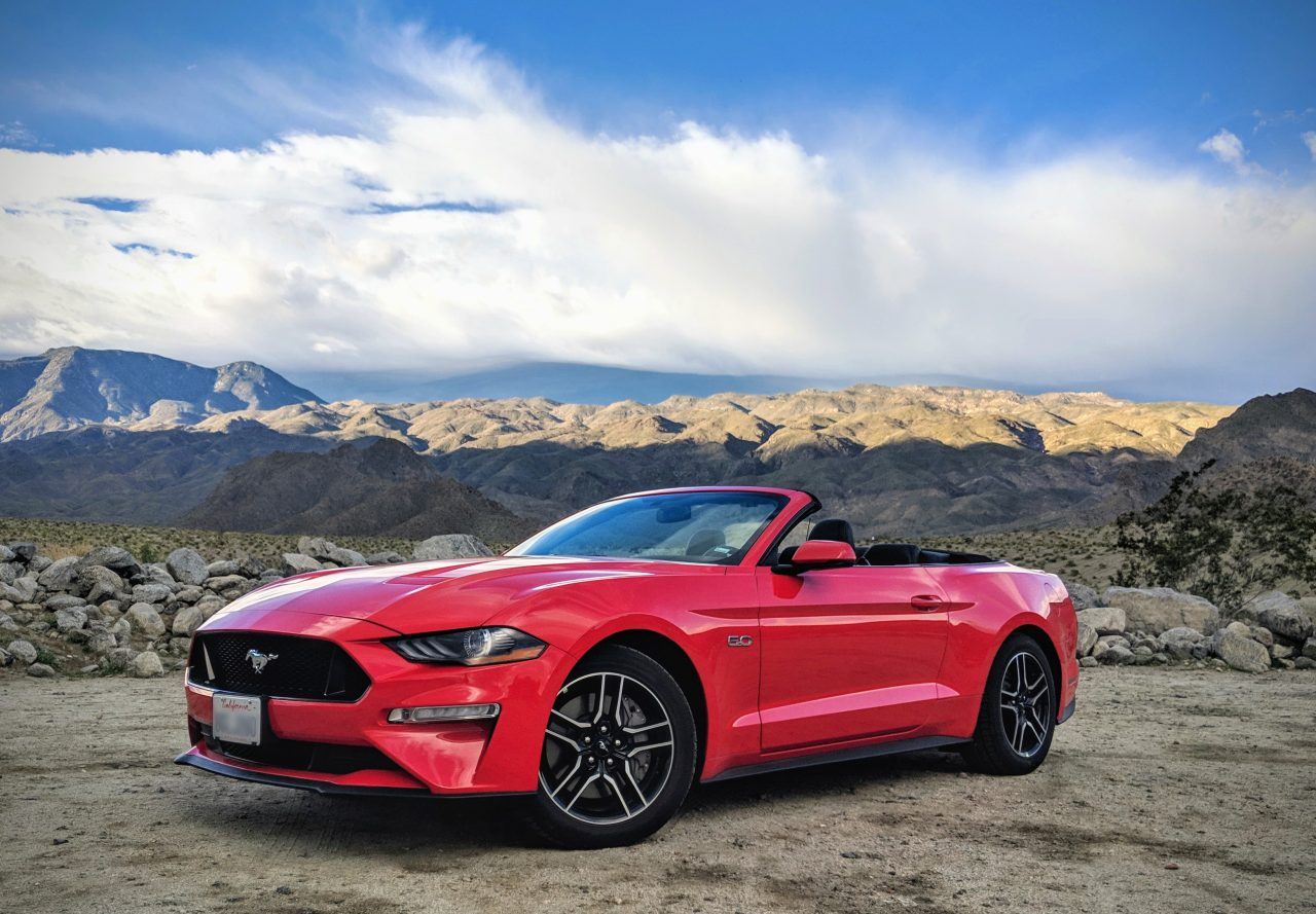 2019 Ford Mustang GT Premium Convertible Review