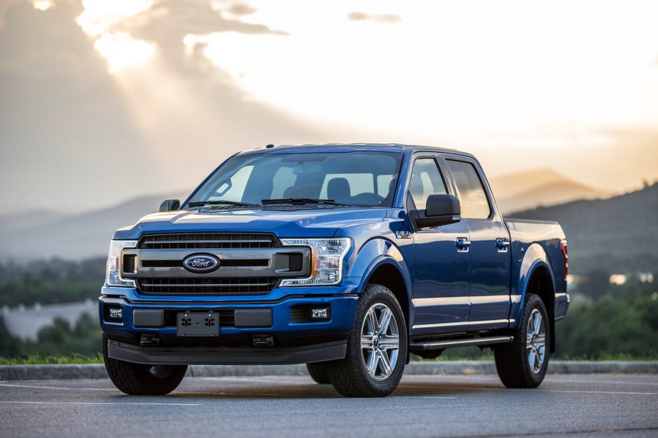 best oil for Ford f150 pickup trucks